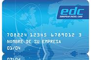 Tarjeta EDC