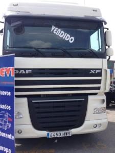 Jornada de camiones usados en Ponferrada